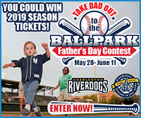 Post and Courier Contests - RiverDogs