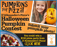 The Post and Courier Halloween Pumpkin Photo Contest