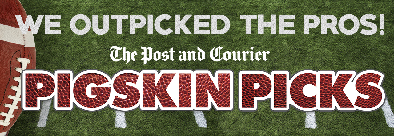 We outpicked the pros! Pigskin Picks