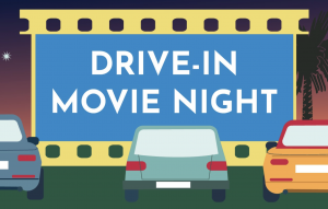 Post and courier drive-in movie night